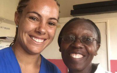 Utveksling i Uganda som sykepleiestudent